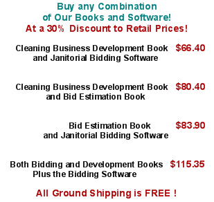 Cleaning Bid Software | Janitorial Bid Software | Office Cleaning ...